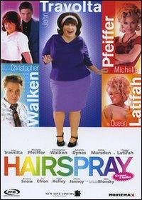 ヘアースプレー Hairspray 映画DVDでイタリア語の学習