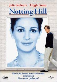 ノッティングヒルの恋人 Notting Hill 映画DVDでイタリア語の学習