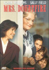 ミセスダウト Mrs. Doubtfire映画DVDでイタリア語の学習