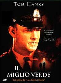 グリーンマイル 映画DVDでイタリア語の学習