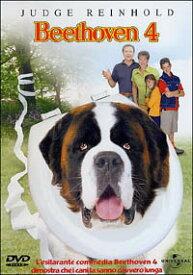 ベートペン4 Beethoven 4 映画DVDでイタリア語の学習