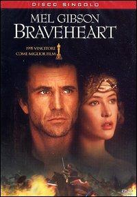 ブレイブハート Braveheart 映画DVDでイタリア語の学習
