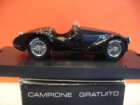 フェラーリ FERRARI125 SALONE のミニカー1/43イタリア国内販売用