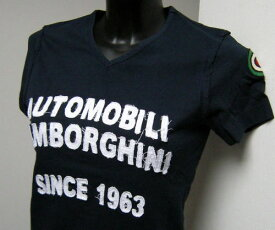 女性にも対応サイズ,ランボルギーニLamborghiniのTシャツXSサイズイタリア国内販売用
