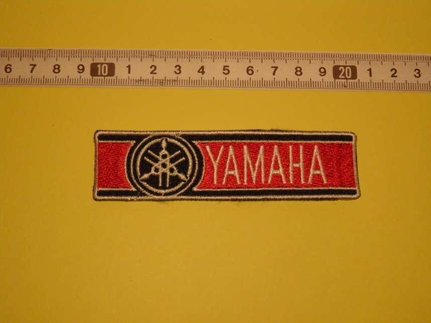 ヤマハYAMAHAのワッペン,パッチ,