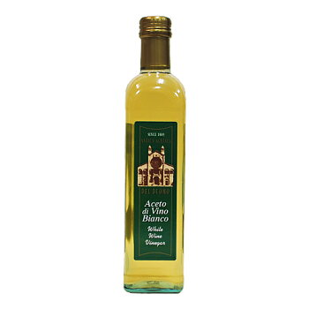 白ワインビネガーデルドゥオーモ500ml(アンドレアミラノ)AcetodivinobiancoDelDuomoAndreaMilano