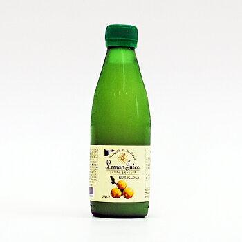 シチリア産有機栽培レモンジュース250ml(ユーロフード)Spremutadilimonesicilianobiologico250mlEurofood