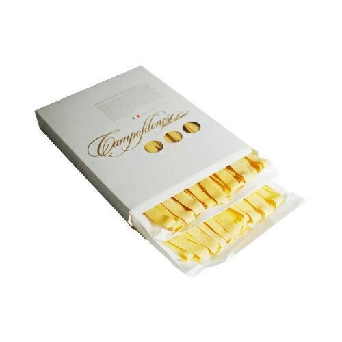 卵入り手打ちパスタ「パッパルデッレ」 250g(ラ カンポフィローネ)Tagliatelle / la Campofilone