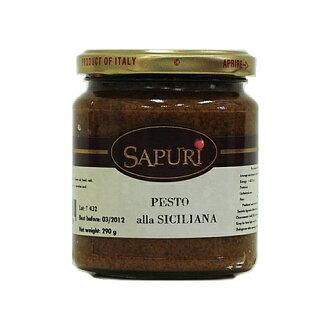 Sicilian paste 290 g (agromonte) Pesto alla siciliana Agromonte