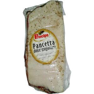 パンチェッタ約2.5kg(プリンチペ)Pancetta Dolce Stagionata / Principe※1.5kg〜3.5kgの物を¥5,000/kgで計算の上、正確な重さと価格はあらためてご連絡させて頂きます。