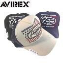 5fc1afa45b1 AVIREX avirex mesh Cap Hat military logo mens Womens unisex vintage gifts  baseball (3-color Navy beige black)