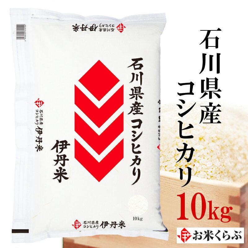 新米 米 10kg 30年産 精米 伊丹米 石川県産コシヒカリ 10kg 白米