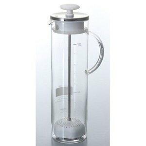 HARIO ( ハリオ ) 水素水ポット 1,000ml (カートリッジ1個付) HWP-10 活性酸素の減小でご家族の健康を願うあなたに。