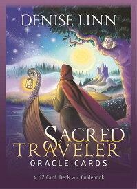 セイクレッドトラベラーオラクルカード 日本語説明書付 Sacred Traveler Oracle Cards オラクルカード オラクル 占い