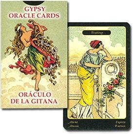 【オラクルカード】ジプシー・オラクル・カード 占い オラクルカード 綺麗