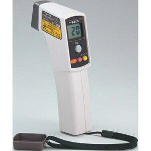 赤外線放射温度計 (レーザーマーカー付) SK-8700-2:No.8261-00<佐藤計量器>