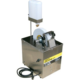 縦型 ステンレス製水研機−205 WA#6000超仕上砥石付(刃物受け台付)<吉岡製作所>
