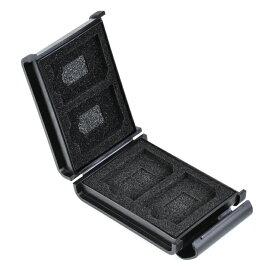 ケンコー・トキナー メモリーカードケース 8枚用 ASSD4 SDカード4枚+microSDカード4枚収納可能