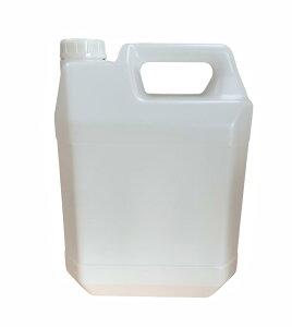 【4Lポリ缶】【4Lポリタンク】【4L】【ノズル無し】【ポリ缶】【水缶】