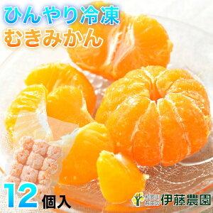 プレゼント 内祝 アイス 果物 みかん 冷凍 有田みかん 12個入 無添加 美味しい おいしい シャーベット ソルベ
