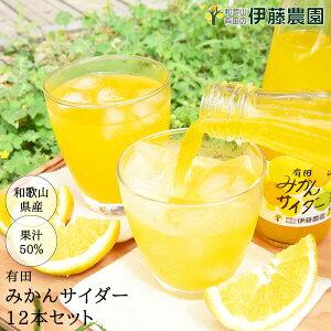 有田柑橘サイダー200ml×12本入