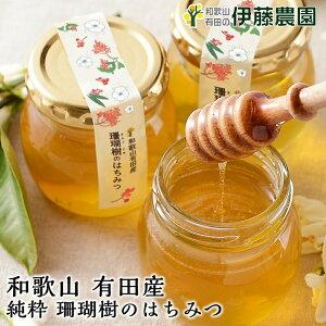 プレゼント 内祝 ギフト はちみつ 珊瑚樹 国産 100g 純粋蜂蜜 蜂蜜 ハチミツ 花 和歌山産 無添加 プチ プレゼント 内祝い ギフト