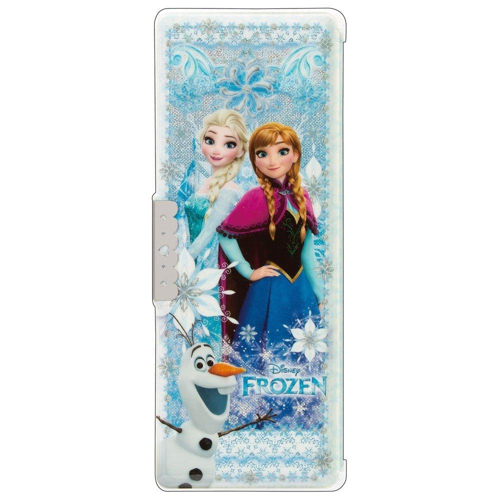 【メール便OK】サンスター ディズニー 両面マチック筆入DX S1312332 アナと雪の女王