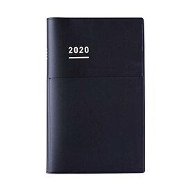 【送料無料】コクヨ ジブン手帳Biz mini 2020年ダイアリー B6スリム 12月始まり マットブラック ニ-JBM1D-20