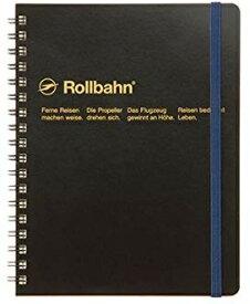デルフォニックス ロルバーン ポケット付メモ L 500055-105 ブラック