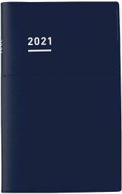 コクヨ 2021年 ジブン手帳Bizmini ダイアリー B6スリム 12月始まり ニ-JBM1DB-21 マットネイビー