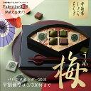 ショコラコレクション梅 5種のショコラ(6個入)バレンタイン バレンタインチョコ バレンタインチョコレート バレンタ…