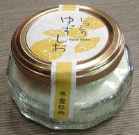 第42回長崎県特産品新作展 奨励賞受賞! ご家庭にいながらでまるで料亭の味!!しっとり ゆずしお 80g(配送用箱代はかかりません)
