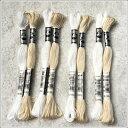 ◆DMC アブローダー 16番・20番・25番・30番◆コットン/綿/刺しゅう糸/手芸/刺繍糸/糸通販鈴富