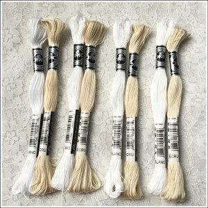 ◆DMC Art.107 アブローダー 16番・20番・25番・30番◆コットン 綿/刺しゅう糸/手芸/刺繍糸/糸通販鈴富