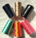 ◆ユニオン印刺繍糸レーヨン#10/2 950m巻◆【代引不可・コンビニ受取不可】