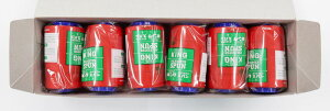 【フジックス】キング スパン業務用・工業用ミシン糸60番/3000m×6本-3カラーNo.89〜No.136【箱売り商品】※ばら売りではございません