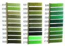 【フジックス】キングスター 75/2 3000mポリエステル100%ミシン刺繍糸