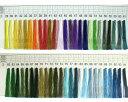 【フジックス】  シャッペスパン薄地用ミシン糸90番/300m-2カラーNo.48〜102