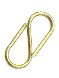 【※ポイント5倍※】CANDY DESIGN & WORKS(キャンディ デザイン&ワークス)【Bill キーリング Brass [CHW-06]】[正規品](キーホルダー/キーリング/S字/鍵/プレゼント/ユニセックス/メンズ/レディース)