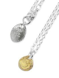 【※ポイント5倍※】HARIM(ハリム)【Ancient Moon Pendant (18k Gold) [HRP090G_K18] / エンシェント ムーンペンダント】[正規品](K18ゴールド/ネックレス/ペア/プレゼント/ギフト/ユニセックス/メンズ/レディース)【送料無料】