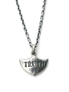 【※ポイント5倍※】HARIM(ハリム)Truth Tab タブ ペンダント / [HRP028] ネックレス チャーム チョーカー シルバー チェーン プレート シルバー 真実 銀 メンズ レディース【送料無料】