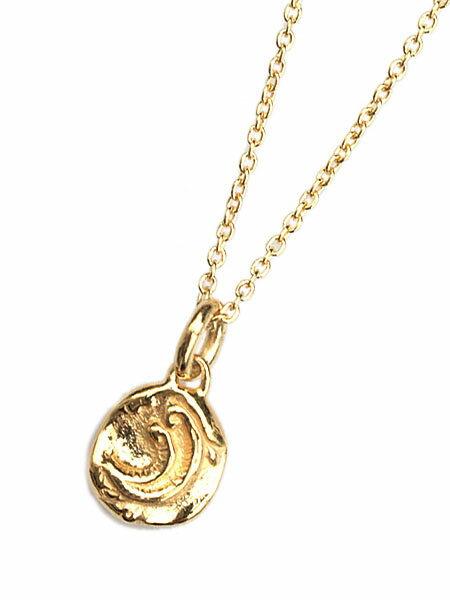 HARIM(ハリム)Ancient Moon Pendant (Gold Plated) / [HRP011 GP] ネックレス ペンダント チャーム ゴールド メンズ レディース【送料無料】