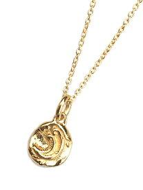 【※ポイント5倍※】HARIM(ハリム)Ancient Moon Pendant (Gold Plated) / [HRP011 GP] ネックレス ペンダント チャーム ゴールド メンズ レディース【送料無料】