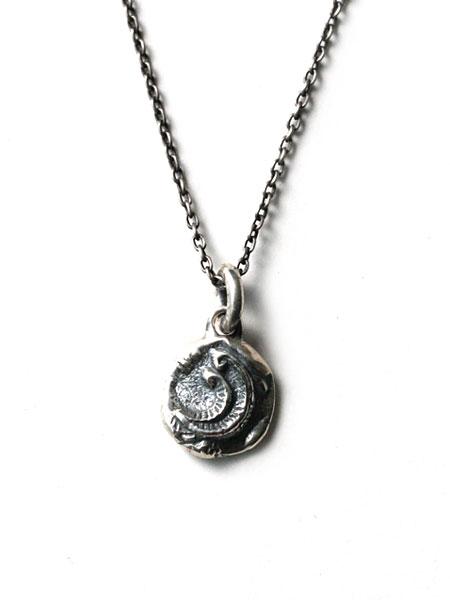 HARIM(ハリム)Ancient Moon Pendant / [HRP011SV] エンシェント ムーン ペンダント ネックレス ペンダント シルバー メンズ レディース【送料無料】