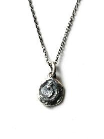 【※ポイント5倍※】HARIM(ハリム)Ancient Moon Pendant / [HRP011SV] エンシェント ムーン ペンダント ネックレス ペンダント シルバー メンズ レディース【送料無料】