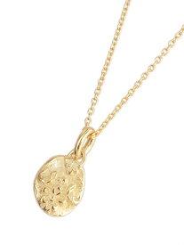 HARIM(ハリム)Ancient Flower Pendant (Gold Plated) / [HRP012 GP] ネックレス ペンダント ゴールド フラワー 花 メンズ レディース【送料無料】