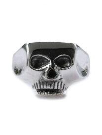 【※ポイント5倍※】Flash Point(フラッシュポイント)ジムスカルリング JIM SKULL RING / 指輪 ドクロ 骸骨 シルバー 銀 925 人気モデル 着用 愛用 ユニセックス メンズ レディース【送料無料】