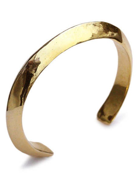 ACE by morizane(エースバイモリザネ)【triangle cuff 18k gold plated トライアングルカフ ゴールドプレート】[正規品](バングル/ブレスレット/シンプル/三角/金/銀/腕輪/シルバー/ペア/ギフト/プレゼント/ユニセックス/メンズ/レディース)【送料無料】
