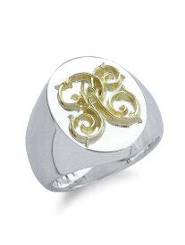 【※ポイント5倍※】PEANUTS&CO.(ピーナッツ&カンパニー)【Signet Ring (L / K18 Gold) / シグネットリング】[正規品](K18イエローゴールド/指輪/スターリングシルバー/金/銀/925/ペア/プレゼント/ギフト/ユニセックス/メンズ/レディース)【送料無料】