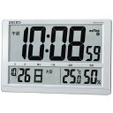 【SEIKO】 【セイコー】 デジタル電波時計 SQ433S